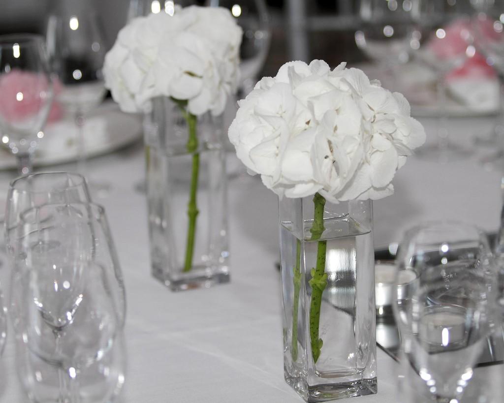 hortensias en tu boda