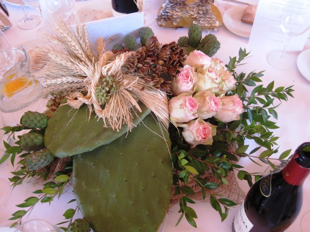 centros de mesa de flores para bodas