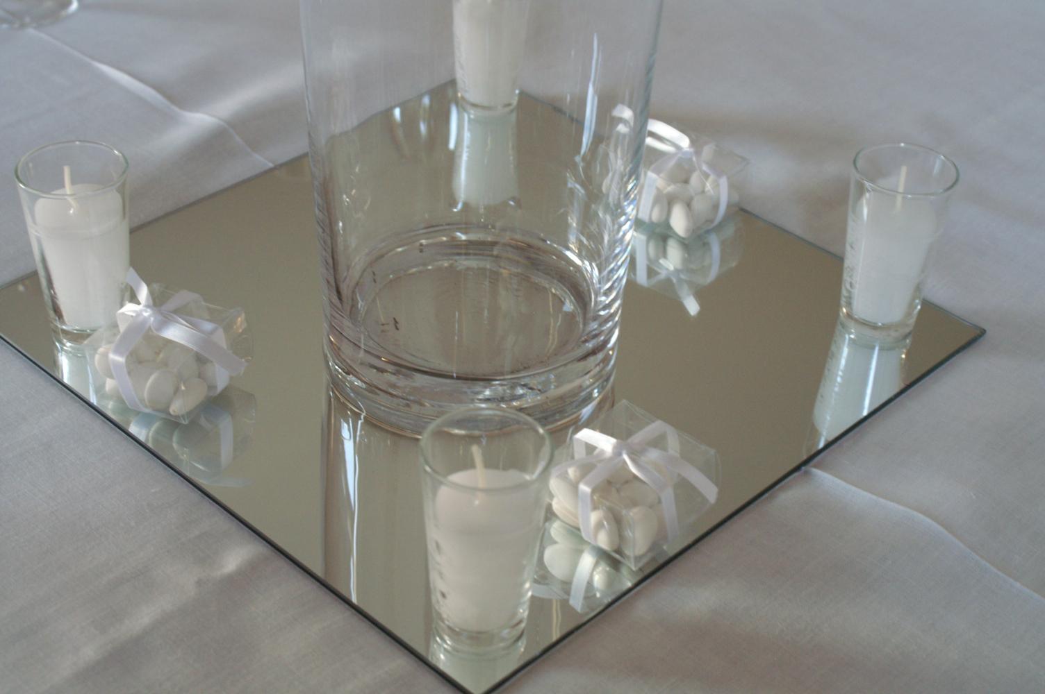 Chicweddings organizaci n integral de bodas nuevos for Espejos para mesa