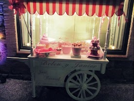 Chicweddings organizaci n integral de bodas buffet for Carrito bar de madera