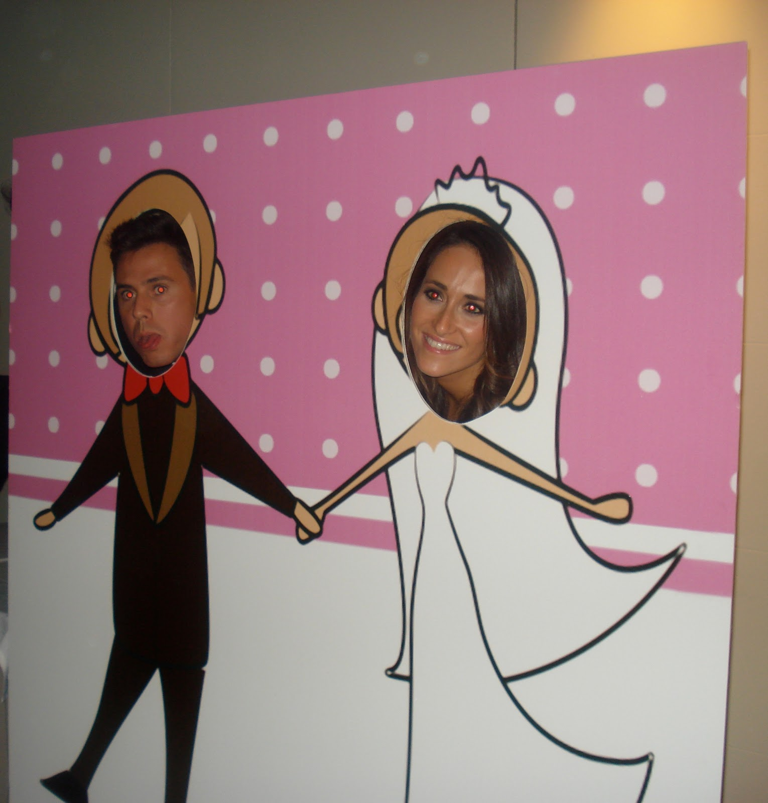 Chicweddings organizaci n integral de bodas photocall - Fotocol de bodas ...